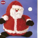 Russ Christmas - Celebration of the Season Plush Cringle Santa Doll FREE USA SHIPPING