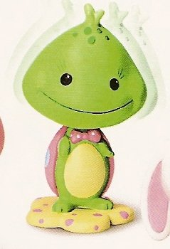 Russ Berrie Welcome Friends Springtime Bobble Head Turtle - FREE USA SHIPPING!!
