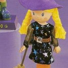 Russ Halloween Happy Hauntings Bobble Girl - Happy Halloween Witch FREE USA SHIPPING!