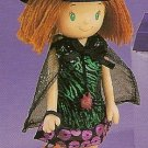 Russ Halloween Happy Hauntings Bobble Girl - Trick or Treat Witch FREE USA SHIPPING!