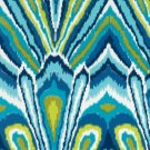 SCHUMACHER Peacock Print - Pool