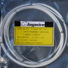 BICYCLE JAGWIRE HOUSING CABLE COMPLETE KIT WHITE SRAM AVID SHIMANO Campagnolo