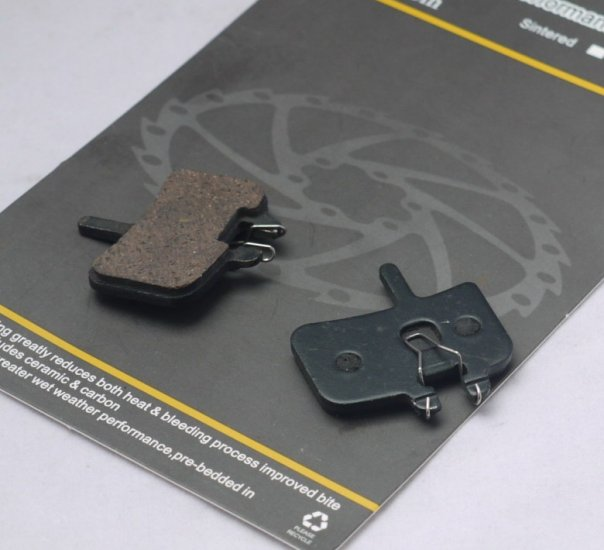 10 PAIRS NZKW DISC BRAKE PADS HAYES NINE HFX 9 MX1 MAG PROMAX