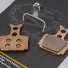 NZKW SINTERED DISC BRAKE PADS FITS FORMULA MEGA THE ONE R1 RO RX ONE PAIR LONG LIFE