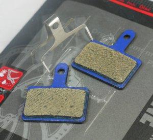 ORGANIC DISC BRAKE PADS SHIMANO DEORE M515 M525 TEKTRO Auriga Kevlar refinforce