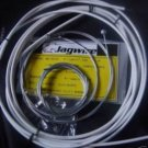 JAGWIRE HOUSING CABLE BRAKE SHIFTER COMPLETE KIT WHITE