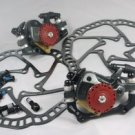 AVID BB7 DISC BRAKE KIT  2 JAGWIRE INNER CABLES 160MM LIGHT WEIGHT ROTORS