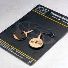 SINTERED METALLIC DISC BRAKE PADS AVID BB5 LONG LIFE