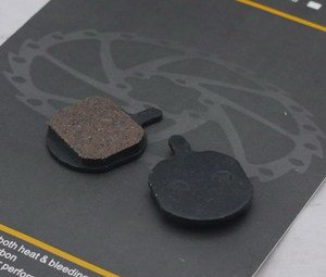 DISC BRAKE PADS HAYES MX2 MX3 MX4 SOLE