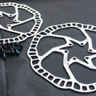 ONE PAIR STAINLESS DISC BRAKE ROTORS SUIT AVID HAYES SHIMANO PROMAX 180MM 160MM