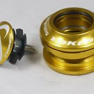 TOKEN Internal Headset 28.6MM 1-1/8'  44MM NEW IN RETAIL BOX GOLD