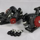 2012 NEW AVID BB7 DISC BRAKE FRONT AND REAR FOR 160MM ROTORS