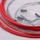 JAGWIRE BICYCLE HOUSING CABLE BRAKE SHIFTER KIT RED