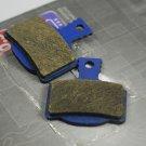 10 pairs KEVLAR ORGANIC SEMI METAL DISC BRAKE PADS SUIT FOR Magura MT2 MT4 MT6 MT8