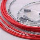 JAGWIRE BRAKE KIT BMX MTB ROAD BIKE RED 250CM HOSE 2 INNER CABLES SRAM SHIMANO