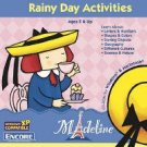 Madeline Rainy Day Activities PC-CD Ages 5 And Up Win XP/ Mac