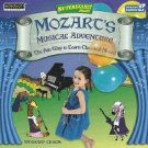 Mozarts Musical Adventure Superstart Education Classical Music PC-CD Win XP