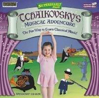 Tchaikovsky Musical Adventure Superstart Education Classical Music PC-CD Win XP