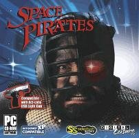 Space Pirates PC-CD Action Win XP