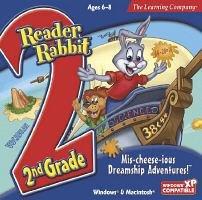 Reader Rabbit 2nd Grade Mis-cheese-ious Dreamship Ages 6-8 PC-CD Win XP/ Mac