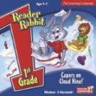 Reader Rabbit 1st Grade Capers On Cloud 9 Ages 5-7 PC-CD Win XP/ Mac