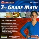7th Grade Math Speedstudy Education Ages 11+
