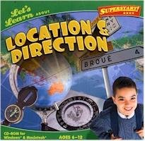 Lets Learn Location And Direction Superstart Education Ages 6-12