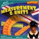 Lets Learn Measurement And Units Superstart Education Ages 6-12