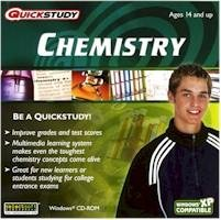 Chemistry Speedstudy Education Science Ages 14+
