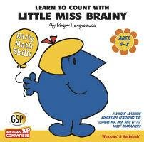 Learn To Count With Little Miss Brainy Early Math Age 4+