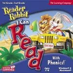 Reader Rabbit I Can Read With Phonics Education Ages 5-8