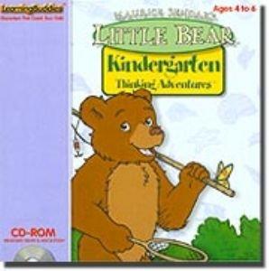 Little Bear Kindergarten Thinking Adventures Ages 4-6 (Vista)