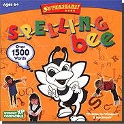 Spelling Bee Superstart Education Ages 6+