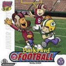 Backyard Football PC-CD Sports Win 98/ Mac