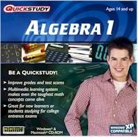 Algebra 1 Speedstudy Education Math Ages 14+