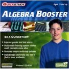 Algebra Booster Speedstudy Education Math Ages 12+