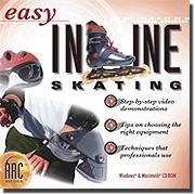 Easy Inline Skating Sports Tutorial Tips PC-CD Win XP/Vista/ Mac - 34718