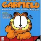 Garfield Wide World Of Garfield (3CD Set) PC Digital Comics Entertainment Win XP/ Mac