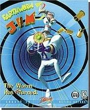 EarthWorm Jim 3D PC-CD Adventure Win XP - 23197