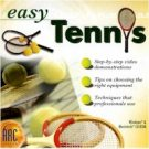 Easy Tennis Sports Tutorial Tips PC-CD Win XP/Vista/ Mac - 34720