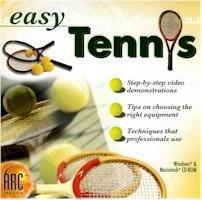 Easy Tennis Sports Tutorial Tips PC-CD Win XP/Vista/ Mac - 34720