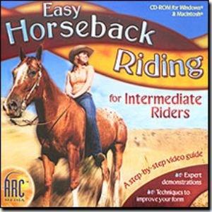 Easy Horseback Riding For Intermediate Riders CD Techniques Video Tutorial (Vista)