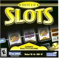 Hoyle Slots And Video Poker PC-CD Win XP