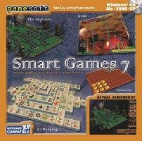 Smart Games 7 Strategy Board Games Collection PC-CD Win XP