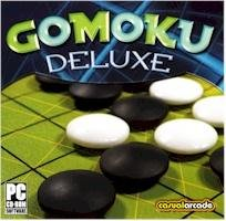 Gomoku Deluxe PC-CD Board Game Strategy Win XP