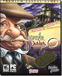 Inspector Parker Mystery Bundle (2 Games) PC-CD Puzzle Win XP