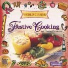 Festive Cooking World Cuisine Holidays Party CD Win XP/ Mac