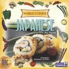 Japanese Cooking With Roy Toyama World Cuisine CD Win XP/ Mac