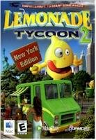 Lemonade Tycoon 2 NY Edition For Macintosh PC-CD Simulation