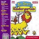 Dr Seuss Kindergarten Learning Activities Ages 4-6 PC-CD Win XP/ Mac